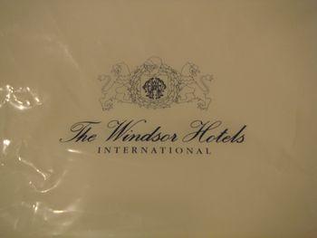090914ウィンザーホテルのパン袋.JPG